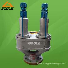 Twin Spring Type Pressure Safety Relief Valve (GAA37/GAA38/GAA43)