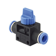 Componentes pneumáticos - Hvff (válvulas de mão)
