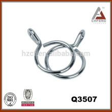 Q3507 curtain rod accessories, metal rings,plated rings,painted rings