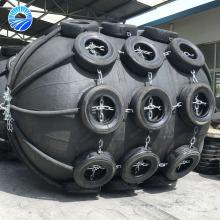 Pára-choque de borracha inflável do fornecedor de China com corda de nylon