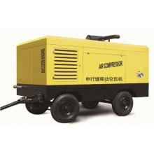 Дизельный портативный воздушный компрессор мощностью 25 ~ 150 л.с.