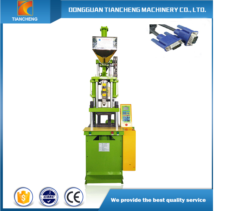 Vertical Plastic Mold Injection Machinery