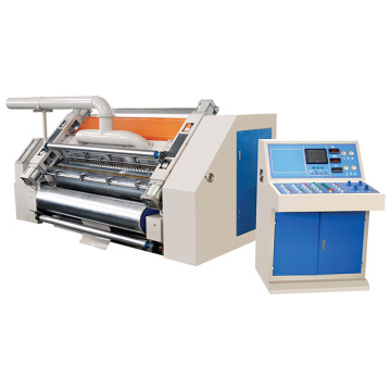 Hoge snelheid Fingerless Single Facer Machine