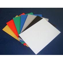 PVC-Schaum-Platte (benutzt für chemisches Korrosionsschutz-Projekt)