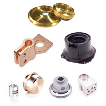 Milling Machine Spare Parts CNC Machining Alumiunm Automative Parts Brass Motorcycle Machining Parts