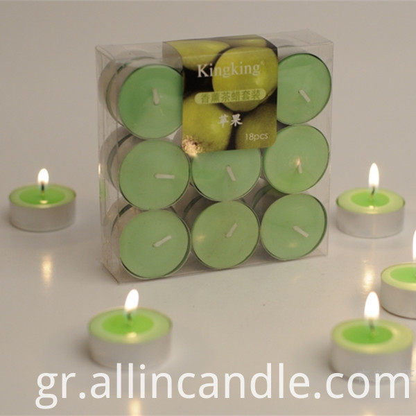 Tealight Candle 18