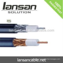 Atténuation du câble coaxial rg8 de haute qualité