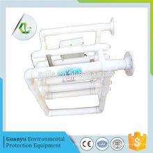 Pequeña capacidad de flujo planta de tratamiento de agua esterilizador uv