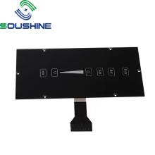FPC / PCB Мембранный переключатель с сенсорной клавиатурой с емкостной сенсорной панелью