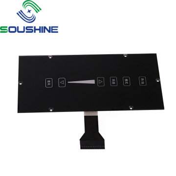 FPC/PCB Capacitive Touch Button Keypad Membrane Switch
