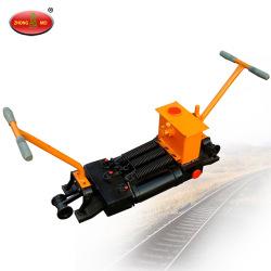 Rails Gap Regulating and Adjusting Apparatus for Railway