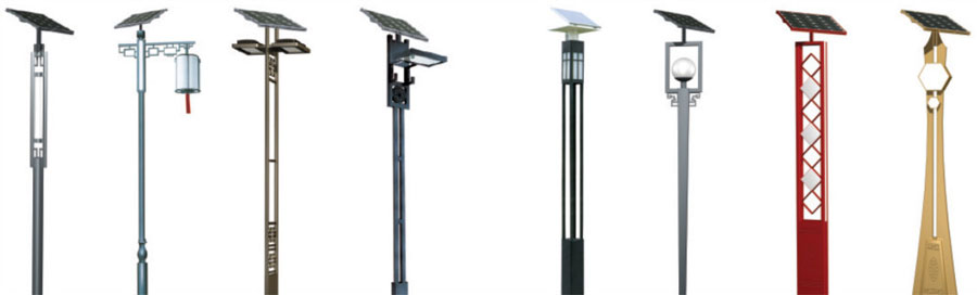 5 Years Warranty Solar Garden Light