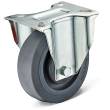 13 Series TPR Fixed Caster Wheels