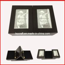 Neue hölzerne Foto-Kasten für Hauptdekor