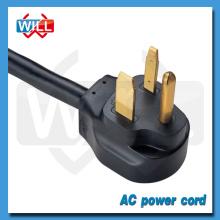UL CUL approval 50A 250V STW SPT NEMA 6-50P plug