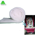 Eco-friendly bamboo fiber wadding/felt can be provide SGS certificate
