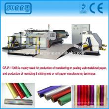 Shantou peeling máquina cortando rebobinamento (fábrica)