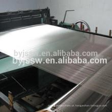 Malha de aço inoxidável de 50 microns (Fabricação)