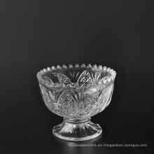 Cuenco de ensalada de cristal al por mayor de los utensilios de cocina
