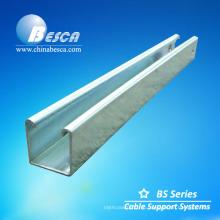 Алюминиевый unistrut канал сделано в Китае