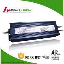 ip67 CV 120w 10A caja de metal DALI controlador led impermeable regulable