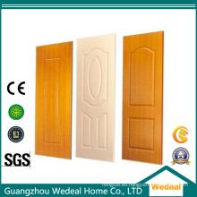 Classic Mold American Panel Door con diseño de seis paneles