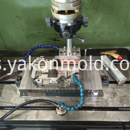 BMC injection mold
