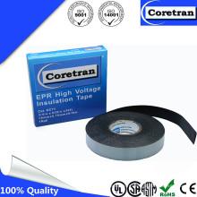Ruban imperméable à l'eau à haute tension de câble diélectrique solide