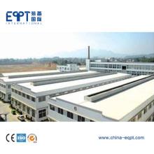 Estructura de acero del fabricante profesional para la fábrica