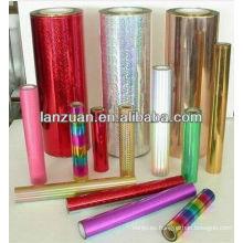 transferencia de calor película de aluminio