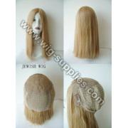 seda cabelo europeu direto judeu perucas perucas kosher