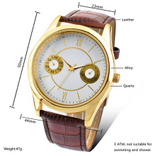 Montre en quartz style 2016, montre alliage de mode Hl-Bg-076