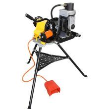 Machine de rainurage de tuyau hydraulique de YG12A / machine de rainurage de tuyau d'acier (type 918)