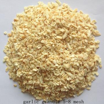 Allergen Free getrocknete Knoblauch Granulat 8-16 Mesh