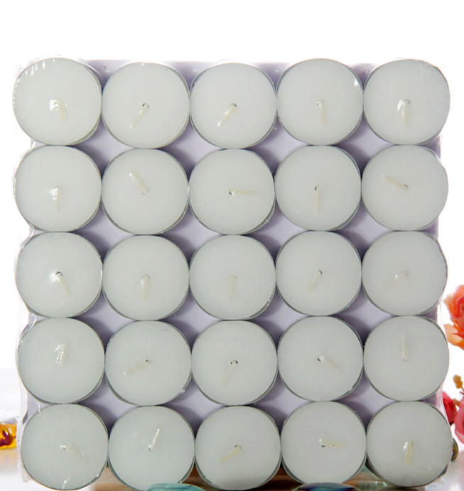 Ozdoby choinkowe mini tea light candle