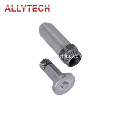 Carbon Steel Turning CNC Machining Fastener Screw