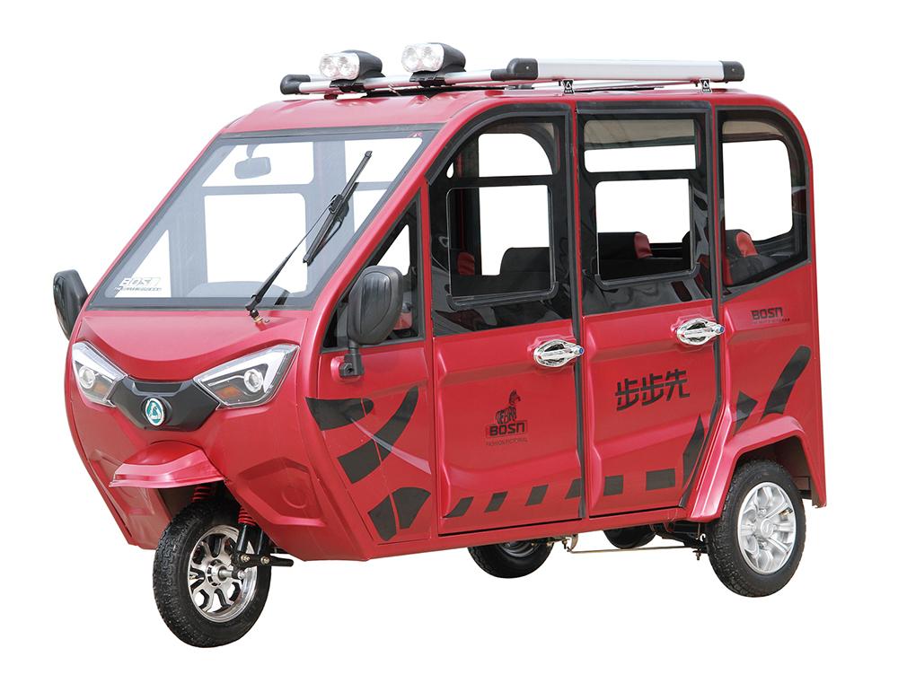 electric trike technologies