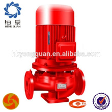 Vertical fire booster pump