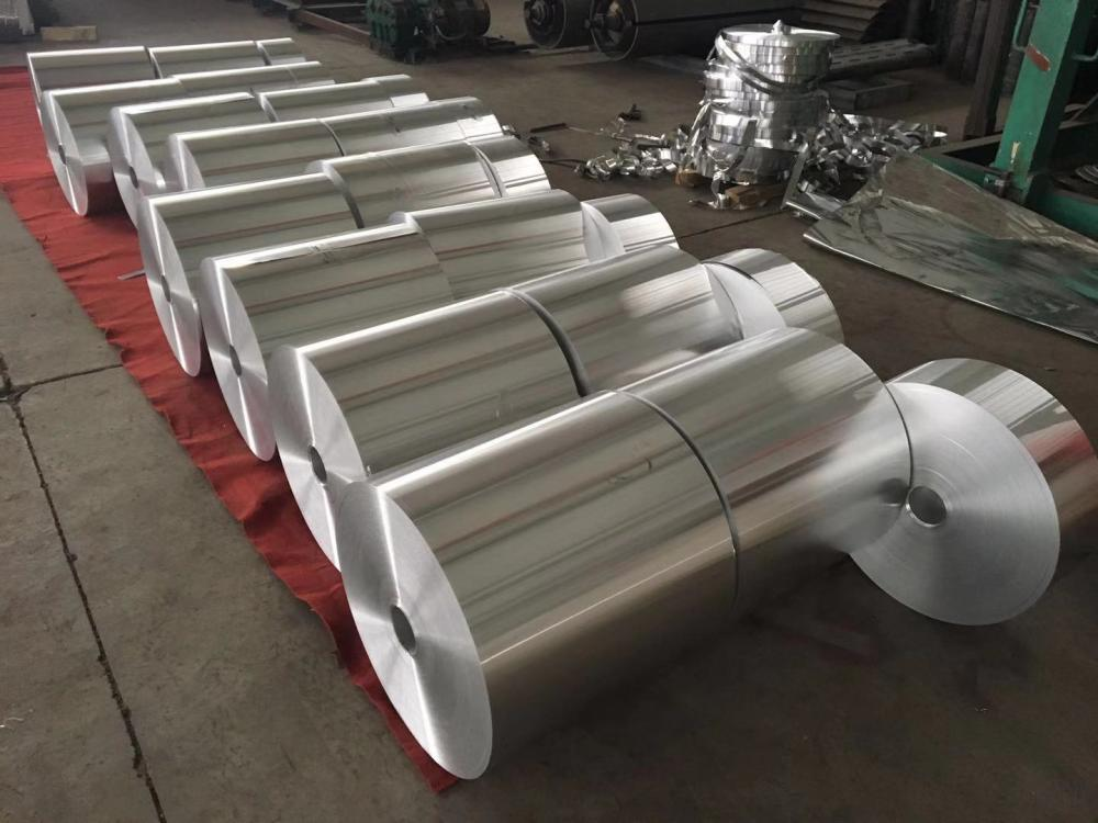 Single Zero Aluminum Foil