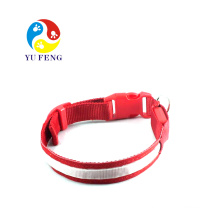 Pets products of Custom Polyester LED Lighting Dog Harness collars and Leash from Pets Supply