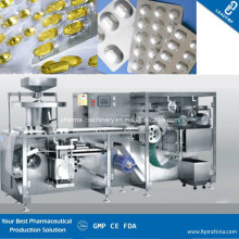 High-Speed Roller Plate Blister Packing Machine