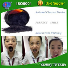 Whitening Teeth Aktivkohlepulver Food Grade