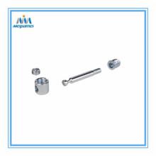 Raccords de connexion de table en métal