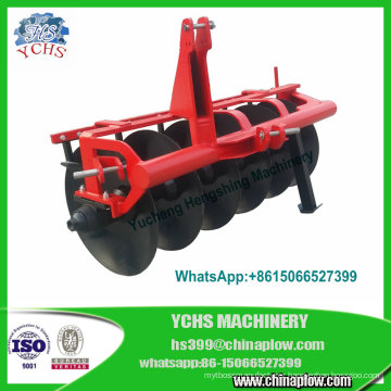 Paddy Field Disc Plough Yto Tractor