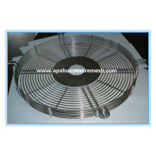 Zinc Galvanized Steel Industrial Fan Guard for Heat Exhanger Protection