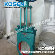 Cast Iron Slurry Gate Valves (Z73)