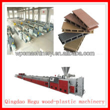 wood plastic machine manufacture