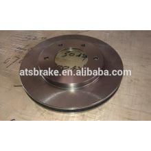 Auto Brake disc MN102276 for MITSUBISHI L200