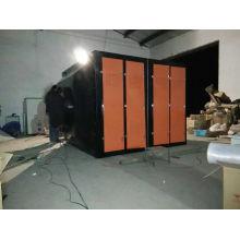 Équipement efficace d'épuration de biogaz d'équipement d'oxydation de photolyse UV / générateur d'ozone