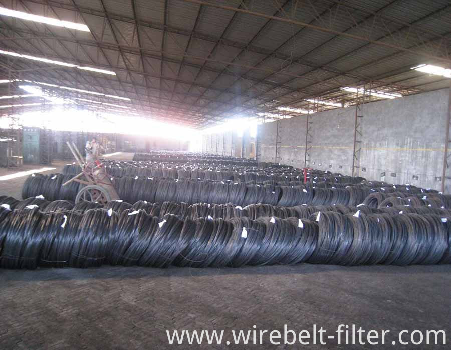 Galvanized Baler wire
